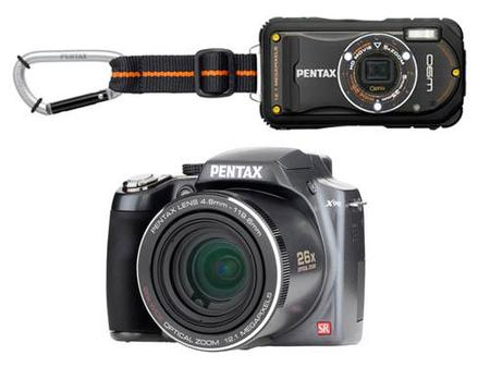 Pentax presenta la todoterreno Optio WB90 y la Optio X90, con ultrazoom 26x