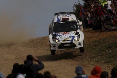 Nasser Al-Attiyah puede tener su propio equipo en el WRC de 2012
