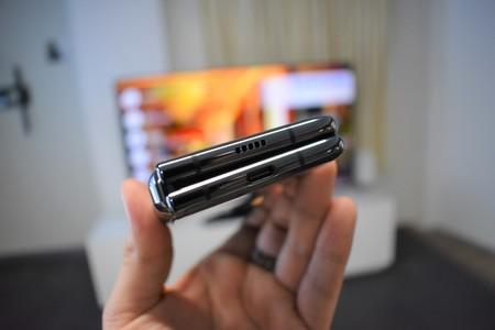 Samsung Galaxy Fold Primeras Impresiones Mexico Bisagra Doblada
