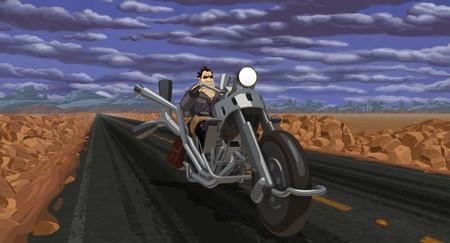 Pon a punto tu moto porque Full Throttle Remastered llegará el 18 de abril a PS4, PS Vita y PC