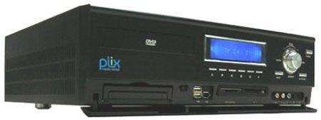Un ordenador en el salón con el PLIX EMC 3200HD