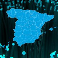 España es el quinto país de la UE con mejor conectividad: 80% de cobertura de fibra frente al 34% de media europea
