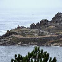 El Castro de Baroña: la edad de hierro está a pie de playa en Galicia