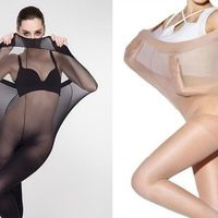 Esta firma de moda online comete el error de anunciar sus prendas plus size con body-shaming de por medio