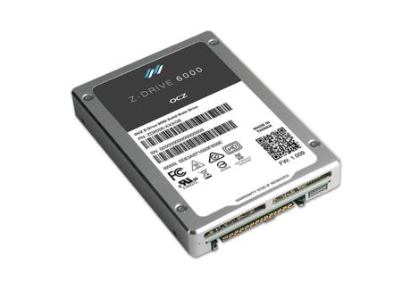 OCZ entra al mercado de SSDs NVMe con familia Z-Drive 6000 de hasta 6.4TB