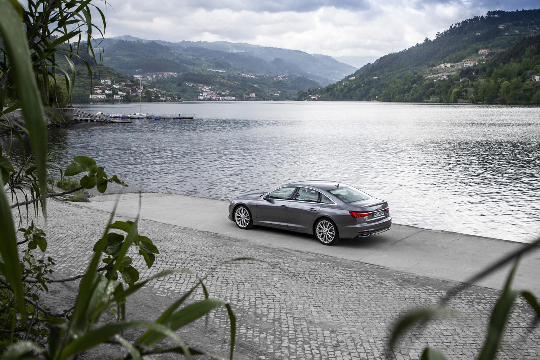 Foto de Audi A6 2018, toma de contacto (102/118)