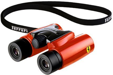 Ferrari para tus ojos