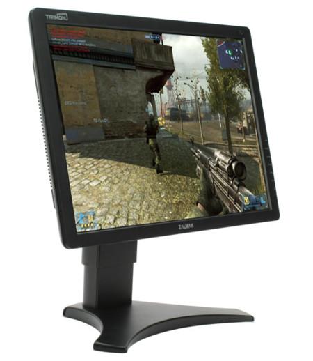Zalman ZM-M2020W Trimon, monitor 3D