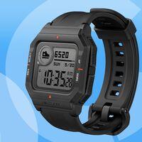 Amazfit Neo en oferta flash en Amazon: el reloj que parece un Casio pero ofrece prestaciones inteligentes sólo cuesta 25 euros