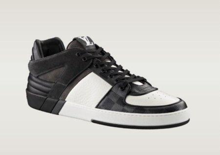Navidad 2011: zapatillas Ace de Louis Vuitton para hombre
