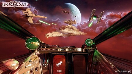 Star Wars Squadrons para Xbox One