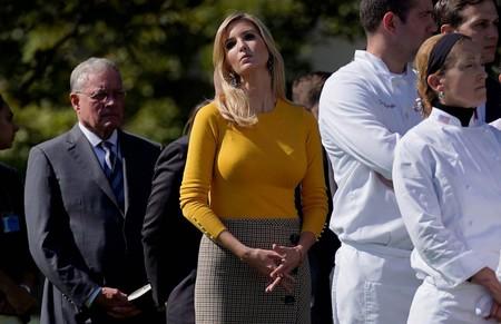Ivanka Trump y Georgina Rodriguez unidas por este jersey de menos de 20 euros