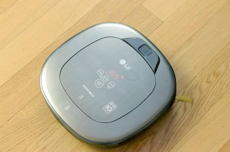 LG Hom Bot Turbo+, lo último en robots de limpieza de LG llega con realidad aumentada
