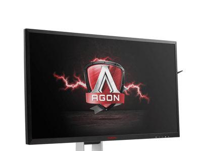 Oferta Flash: monitor gaming AOC AG271UG de 27 pulgadas, con resolución 4K, por 619,99 euros