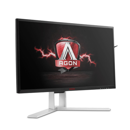 Oferta Flash: monitor gaming AOC AG271UG de 27 pulgadas, con resolución 4K, por 619,99 euros