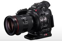 Canon anuncia mejoras en su videocámara profesional Canon EOS C100