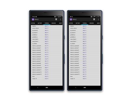 Sony Xperia 10 Temperatura Pubg Camara