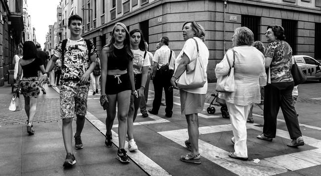 El turismo cae, siete gráficas que lo explican
