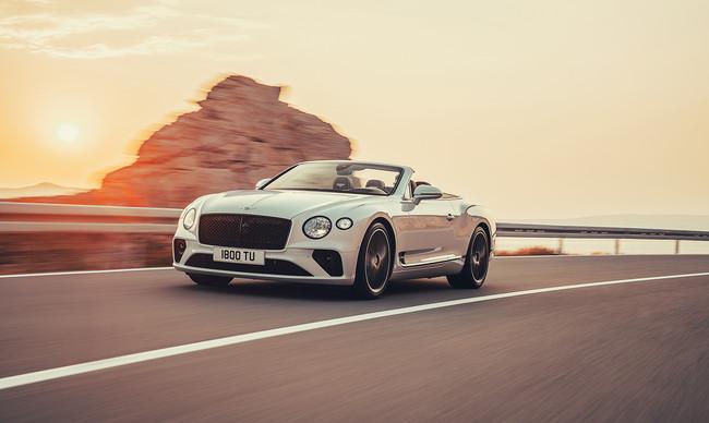 Bentley Continental GT Convertible: lujo, tecnología y microhibridación para este descapotable de 635 CV