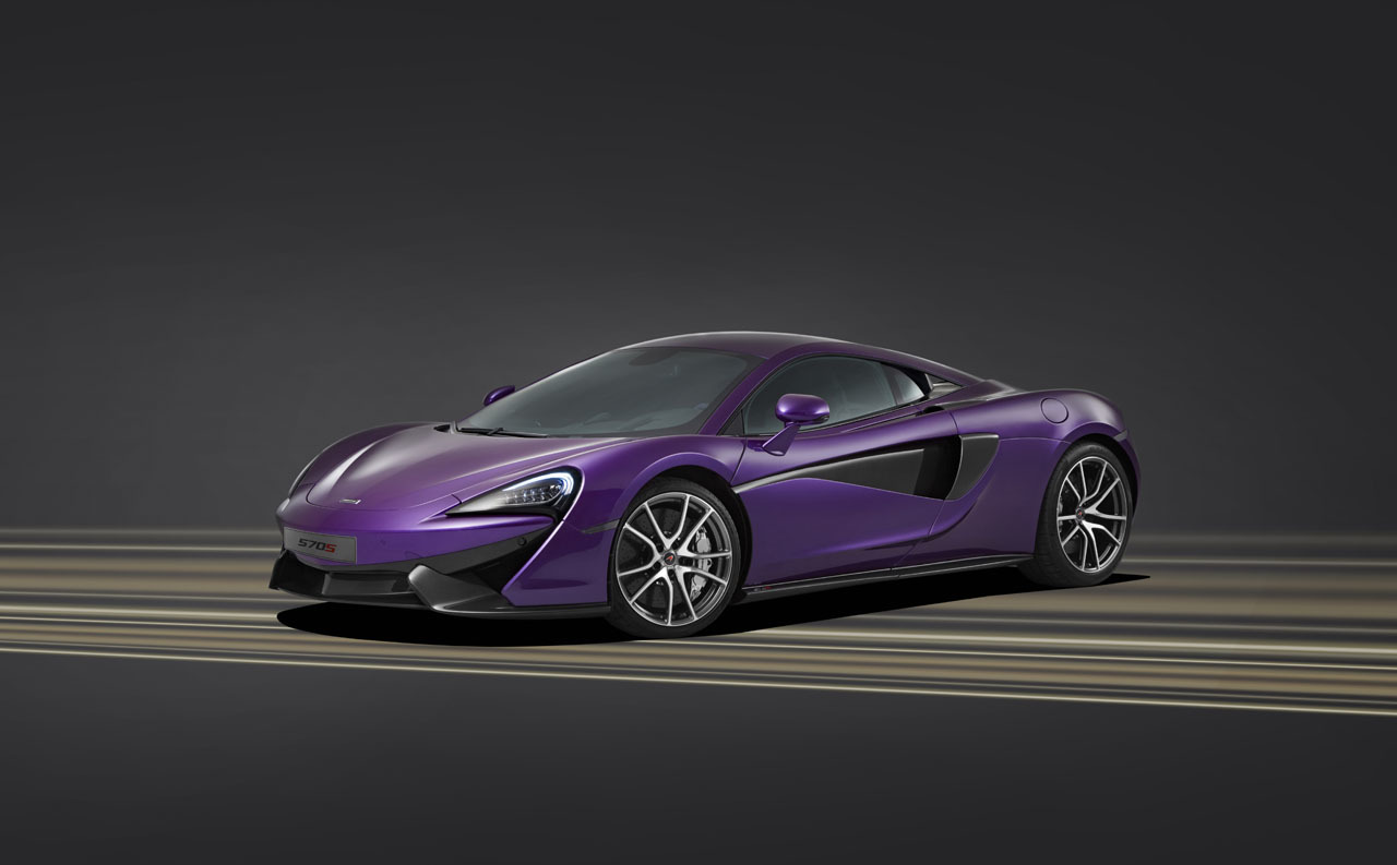 Foto de McLaren Special Operations - Pebble Beach (1/10)
