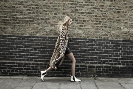 zara trf otoño 2013 abrigo leopardo