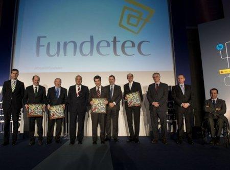 Fundetec premia la iniciativa policial en las redes sociales que promueve Ignacio Cosidó