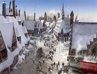 Comenzó la construcción del Castillo Hogwarts en Orlando