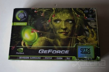 Point of View NVidia GTX 480