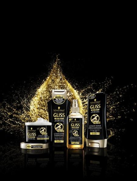 Ultimate Repair, la nueva gama de Gliss especial para cabellos secos y castigados