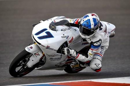 John Mcphee Moto3 Gp Espana 2017