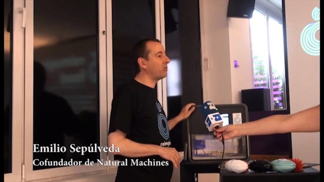 Foodini: imprimiendo en 3D un menú comestible