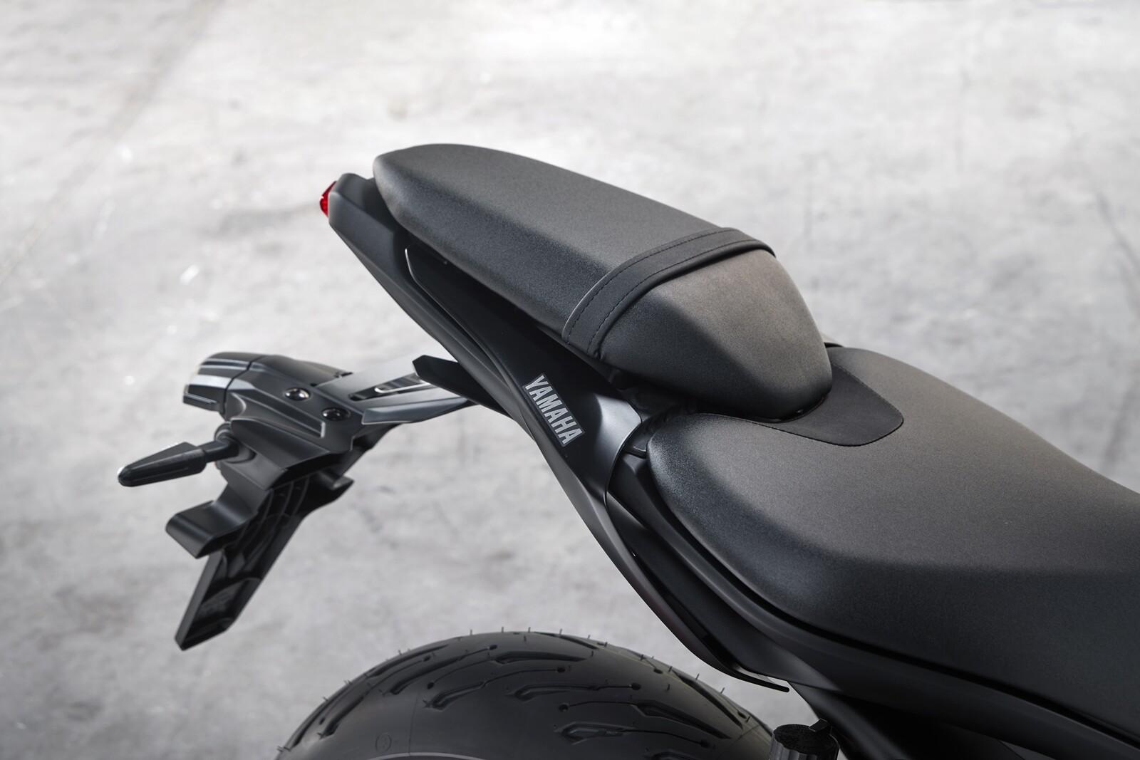Foto de Yamaha MT-07 2021, prueba (23/75)