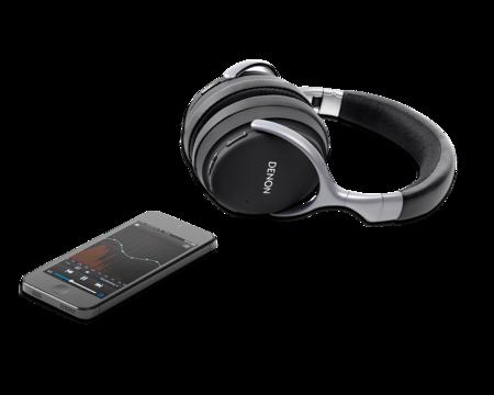 La cancelación de ruido en los auriculares está de moda y los Denon AH-GC20 son una buena muestra de esta tendencia