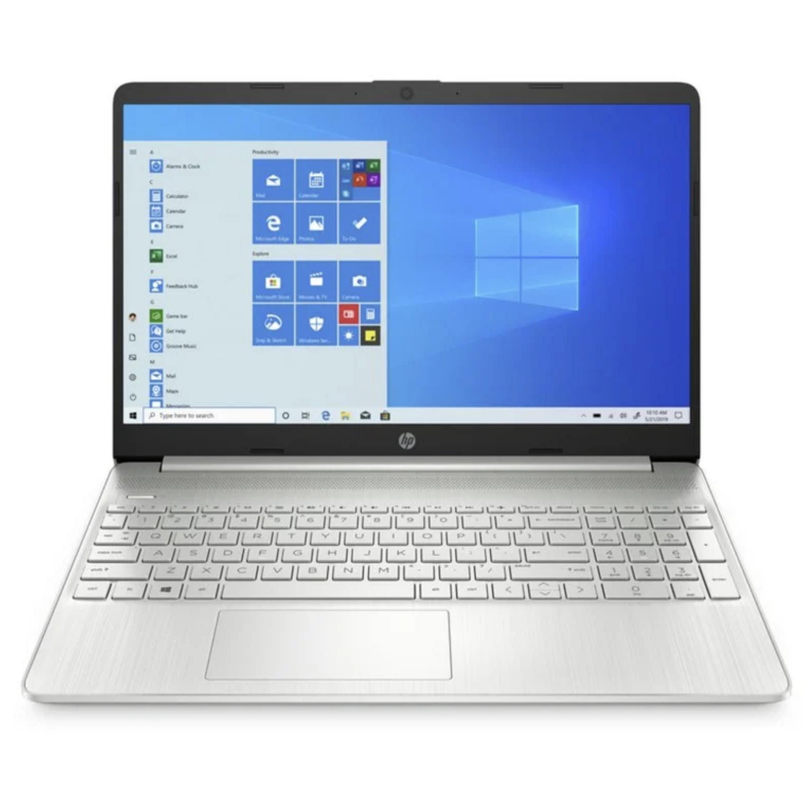 HP 15s Fq2004ns Intel Core I5 1135G7 8GB 512GB SSD 156