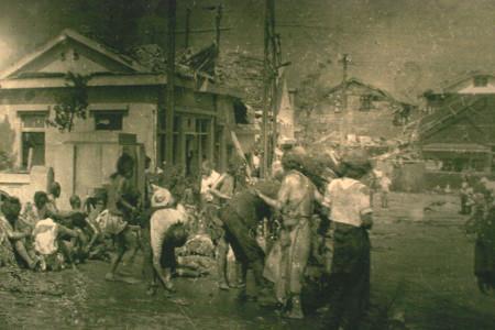 Yoshito Matsushige y la foto que cobró vida para mostrar el horror de la bomba atómica de Hiroshima