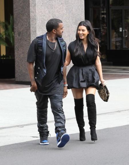 ¿Nos quedamos con el estilo de la Costa Oeste (Kim Kardashian) o Este (Jessica Chastain)?