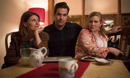 De 'Catastrophe' a 'Wishful drinking': el legado de Carrie Fisher en televisión