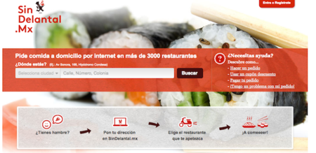 El sector de la comida a domicilio con sello español, en ebullición