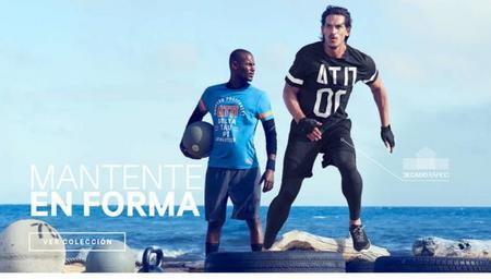 H&M comienza el 2015 de forma activa con una línea deportiva