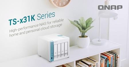 QNAP estrena su nueva gama de NAS para el hogar: los TS-x31K con modelos de 1, 2 y 4 bahías
