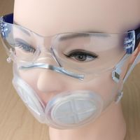 Esta mascarilla de goma esterilizable y reutilizable ha sido diseñada por investigadores del MIT como alternativa a las N95