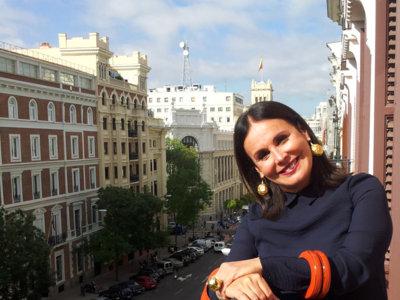 Terry de Gunzburg visita Madrid para presentarnos al heredero de su famoso Touche Éclat