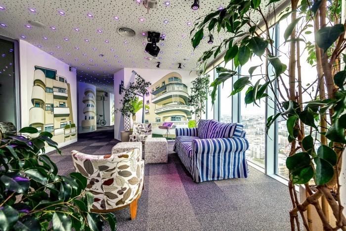 Foto de Espacios para trabajar: las oficinas de Google en Tel Aviv (2/16)