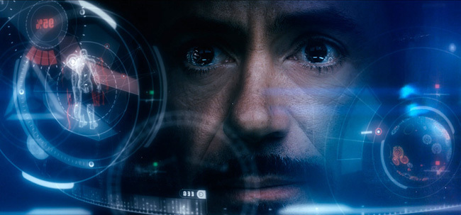 Iron Man. Realidad Aumentada