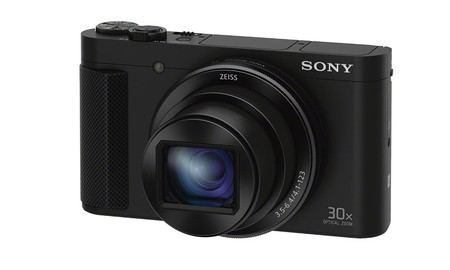 Sony Cybershot DSC-HX90V, una estupenda compacta por sólo 307 euros esta semana en eBay