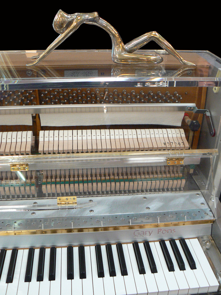 Gary Pons deluxe pianos