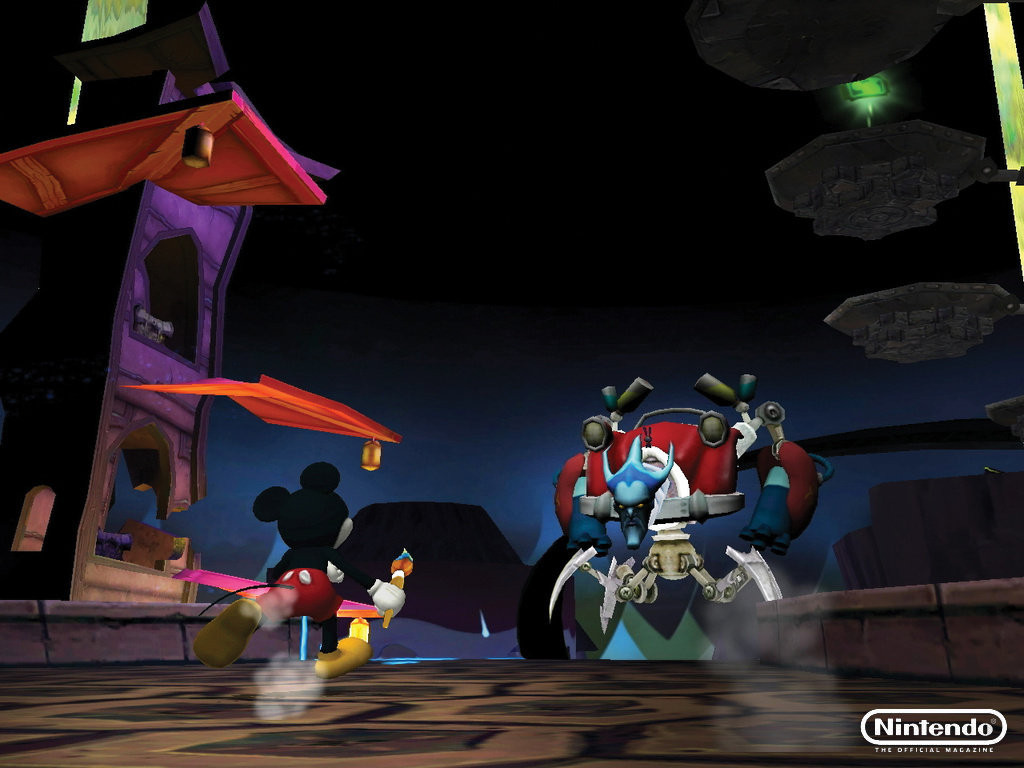 Foto de Epic Mickey 030110 (12/15)