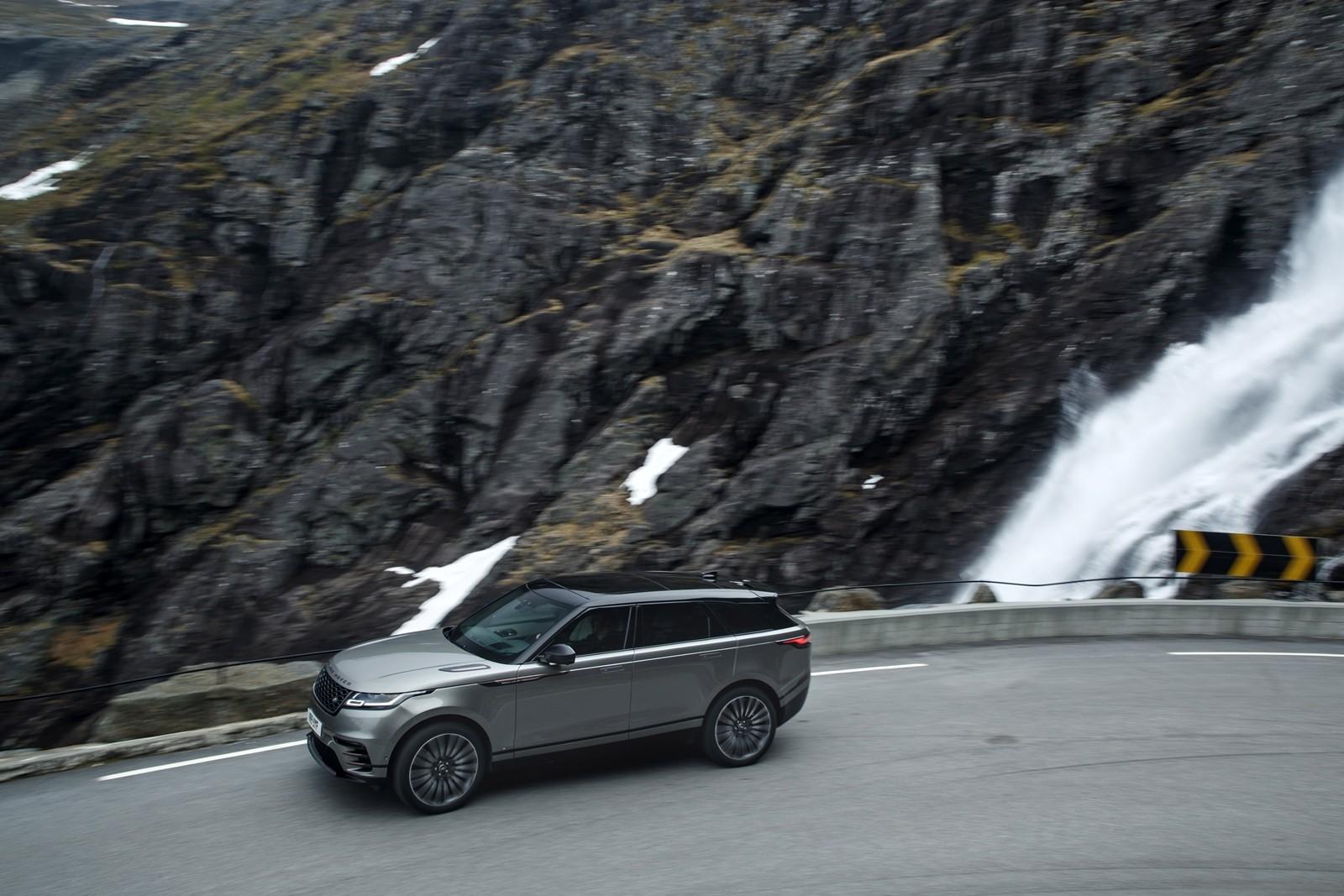 Foto de Range Rover Velar First Edition (49/56)