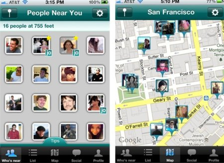 Banjo, una aplicación multiplataforma para saber dónde están tus amigos