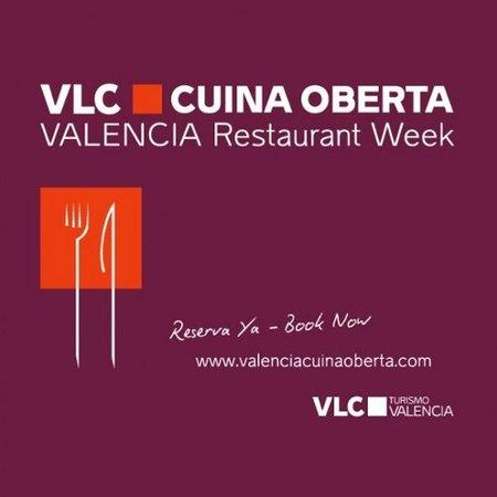 Valencia Cuina Oberta Restaurant Week